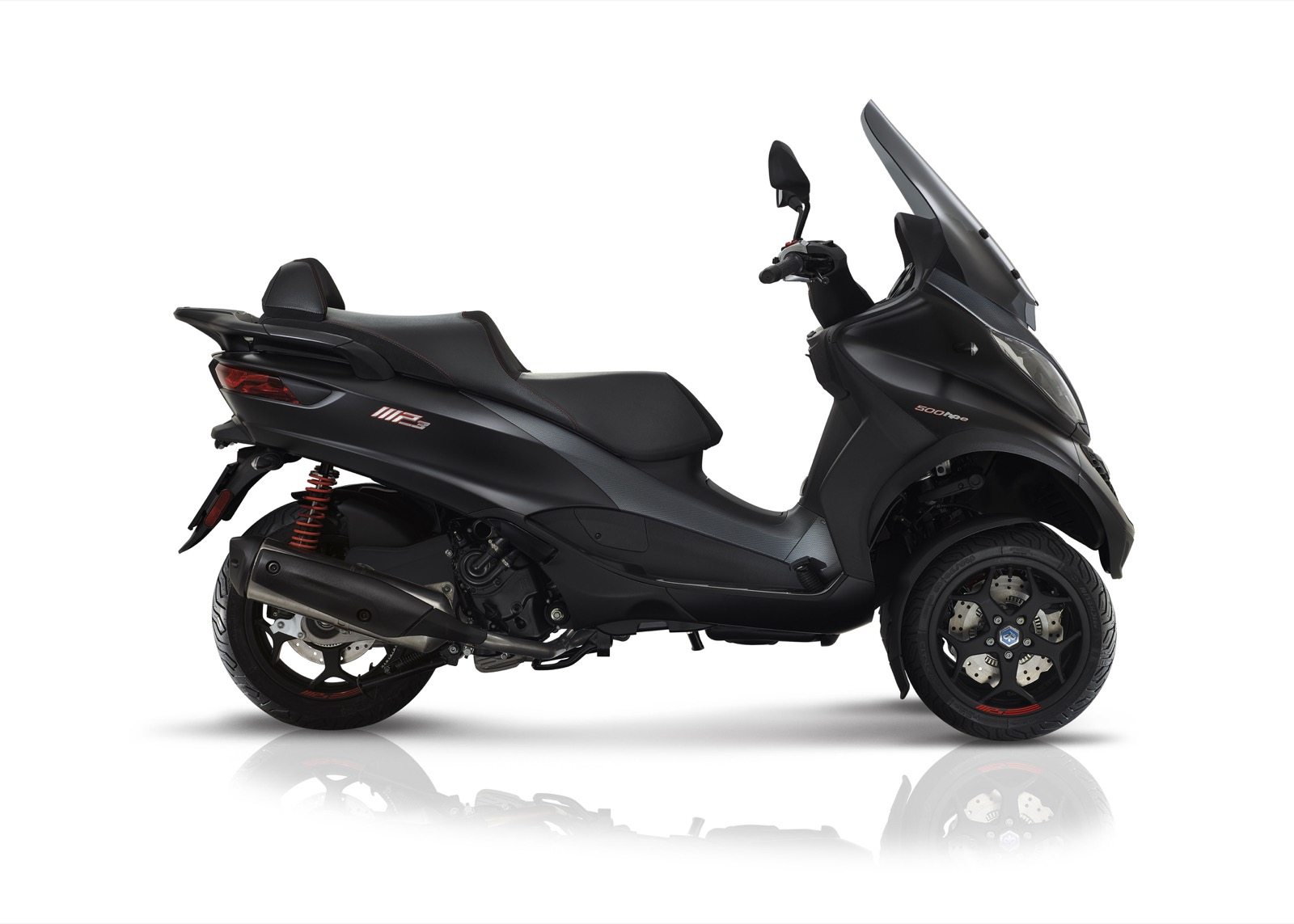 Piaggio mp3 500 hpe sport black-12-