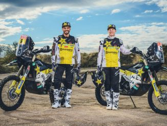 ROCKSTAR ENERGY HUSQVARNA FACTORY RACING LOOK AHEAD TO DAKAR RALLY 2019