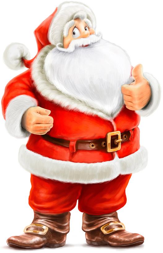 Santa Claus - Killer Advertising Package Deals