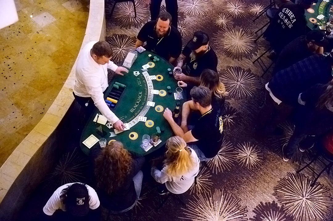 Tucker Show - Texas Hold 'em Tournament