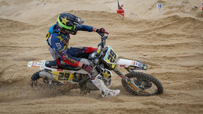 Yentel Martens - Rockstar Energy Husqvarna Factory Racing - Sand Specialist