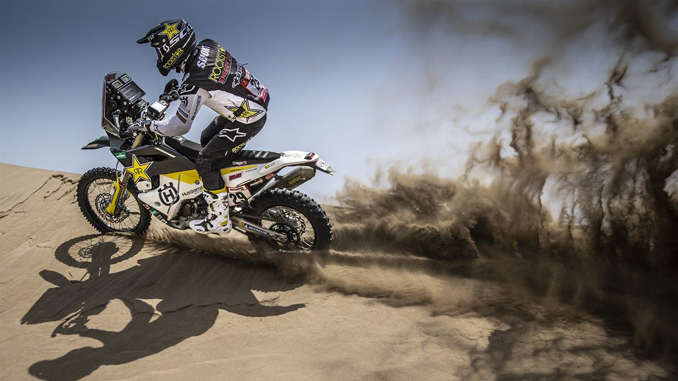 Andrew Short - Rockstar Energy Husqvarna Factory Racing - 2019 Dakar Rally