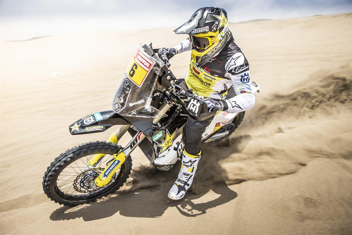 Pablo Quintanilla - Rockstar Energy Husqvarna Factory Racing - 2019 Dakar Rally