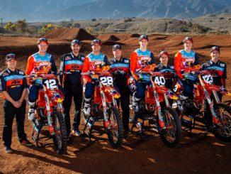 4 Wheel Parts (4WP) TLD team Dec18 Cudby Team2