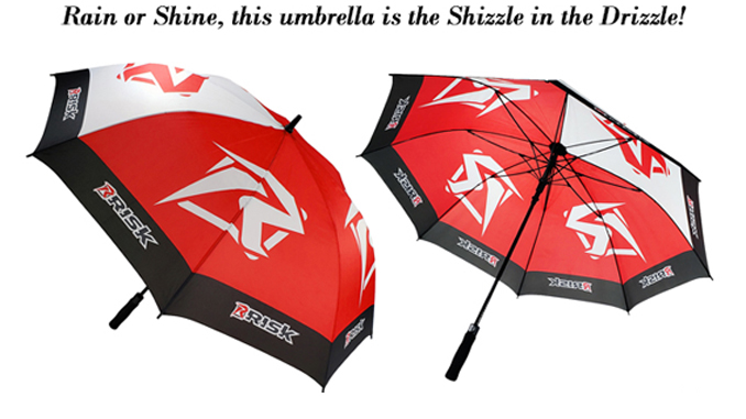 The Risk Racing Factory Pit Umbrella [678]