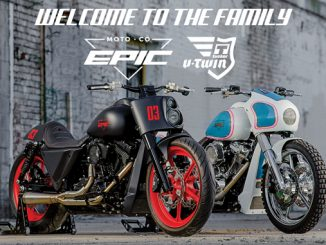 Tucker Adds Epic Moto Co. V-twin Parts and Accessories - Epic FB1