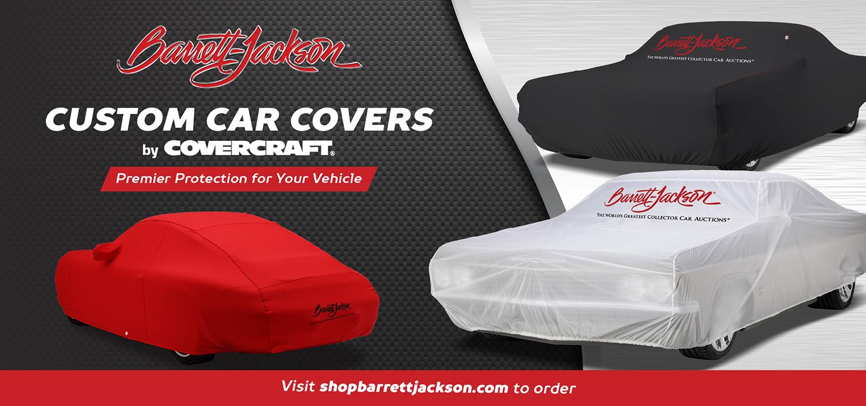 Barrett-Jackson, Covercraft's product offerings