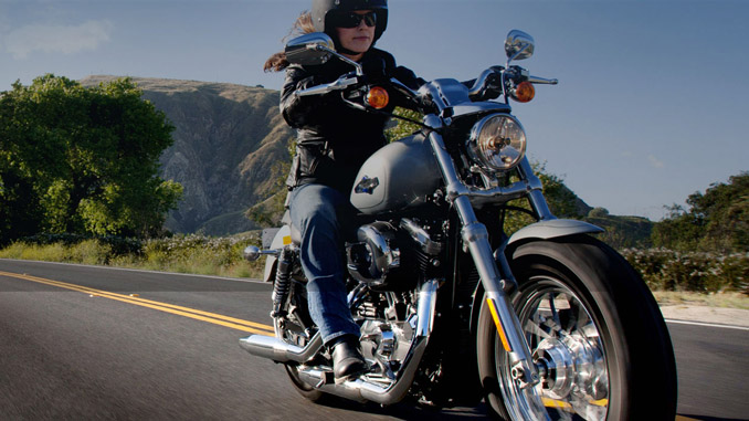 Motorcycle Riding Reduces Stress
