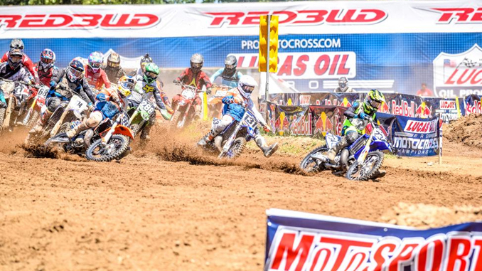 Nearly 10,000 Amateur racer entries competed during 2018 Lucas Oil Pro Motocross National weekends, including 1,850 at RedBud MX. - Jessica Ten Hagen
