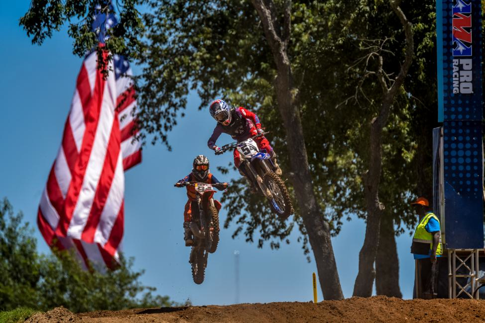 Nearly 10,000 Amateur racer entries competed during 2018 Lucas Oil Pro Motocross National weekends, including 1,850 at RedBud MX