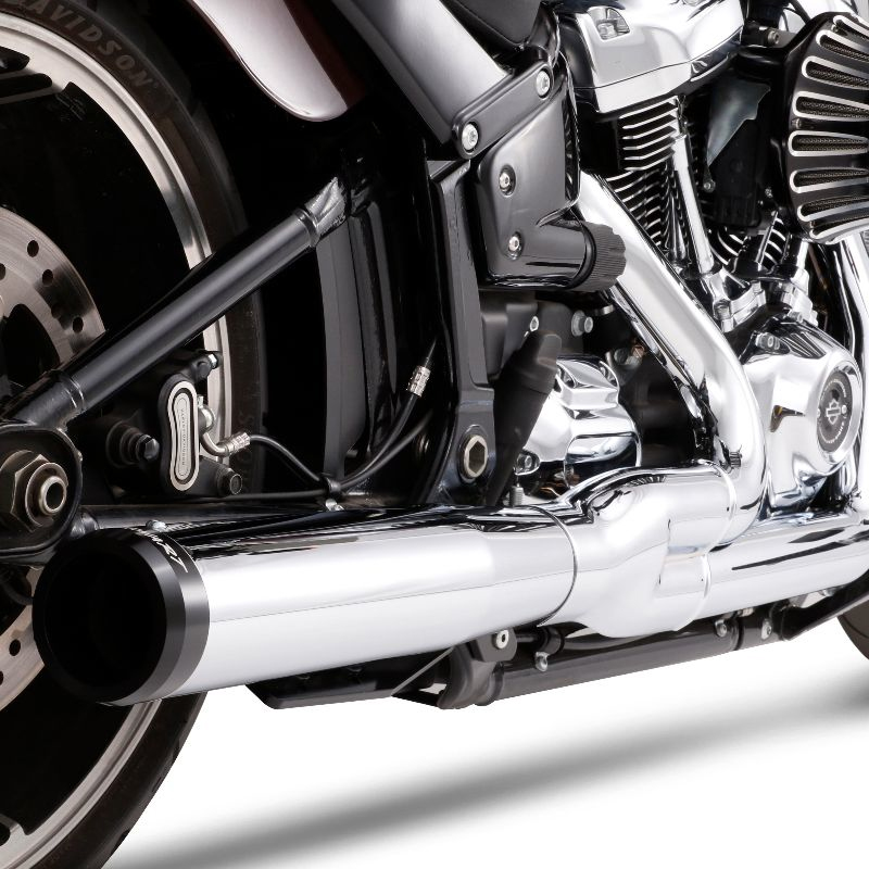 Rinehart Racing 2-Into-1 Exhaust - Harley-Davidson Milwaukee-Eight Softails