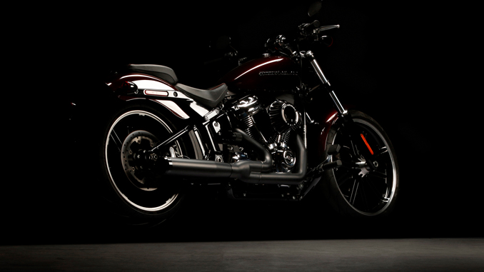 Rinehart Racing 2-Into-1 Exhaust for Harley Milwaukee-Eight