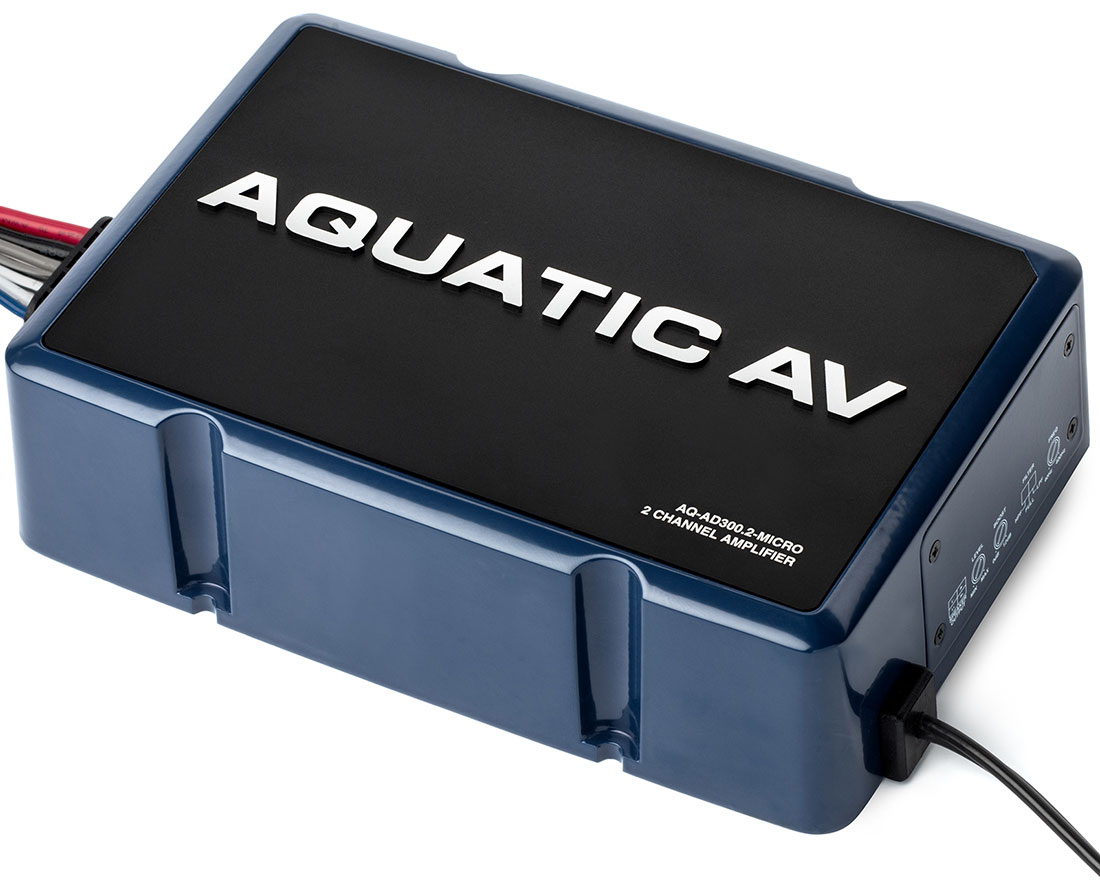 Tucker - Aquatic AV Audio Products - AQ-AD300.2-MICRO