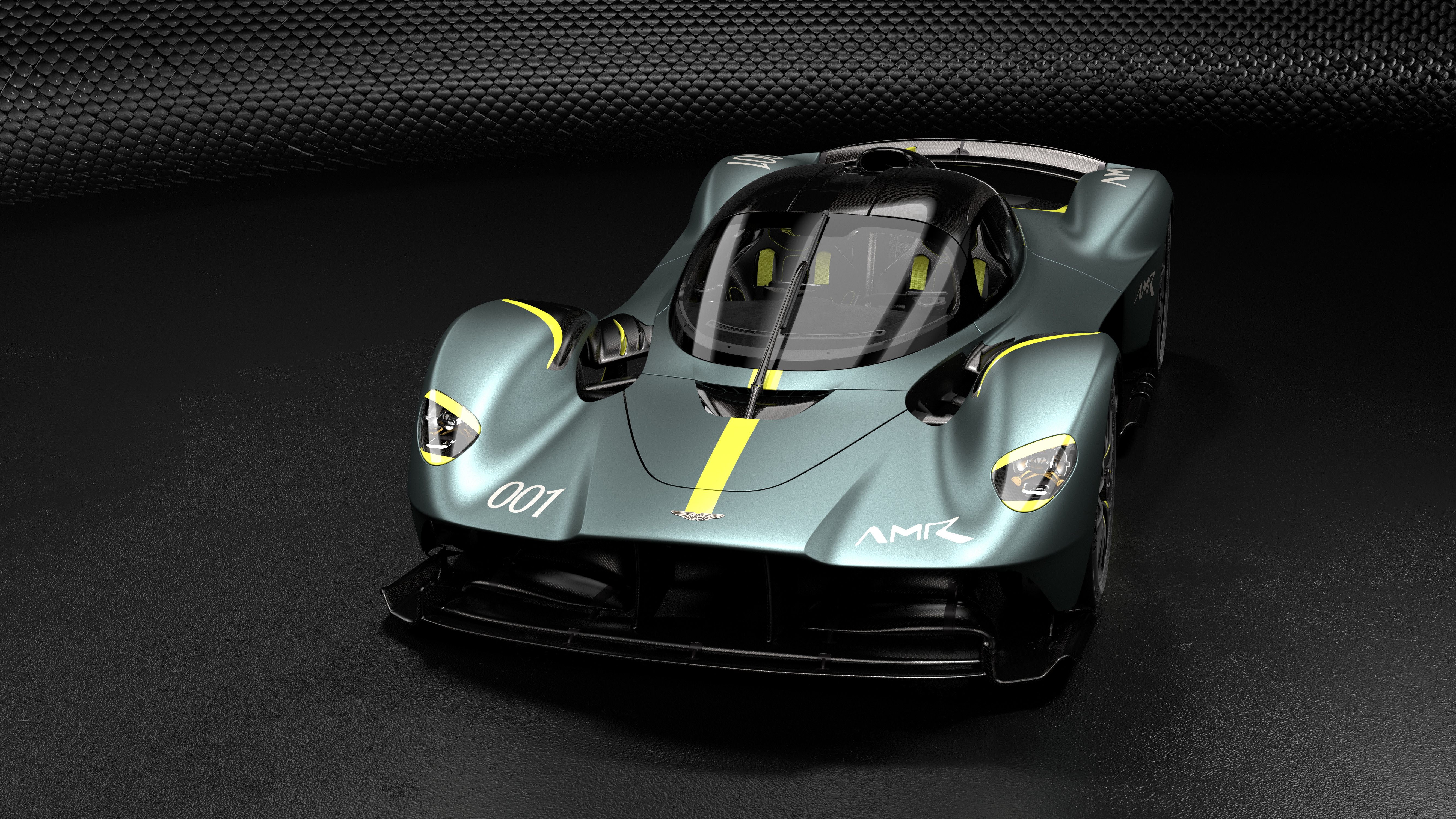 Aston Martin Valkyrie- AMR Track Performance Pack