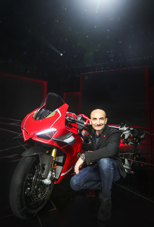 Claudio Domenicali CEO Ducati Motor Holding
