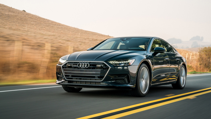 2019 Audi A7 Receives Kelley Blue Book Best Resale Value Award