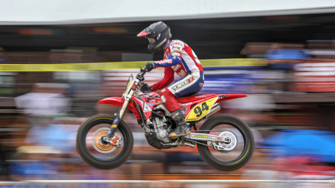 Honda Solidifies 2019 American Flat Track Contingency Program