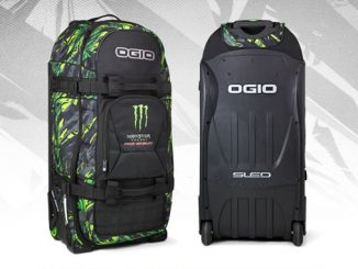 Monster Energy / Pro Circuit Cruise Gear Bag