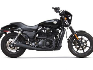Two Brothers Racing Introduces HD Street 500 / 750 Full System Exhaust