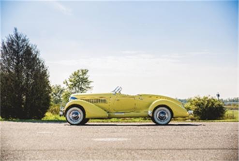1935 Auburn Eight Custom Speedster (Theodore W. Pieper © 2018 Courtesy of RM Sotheby's) RM Sotheby's Amelia Island