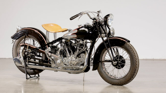 Mecum Auctions - Vintage Motorcycle Auction
