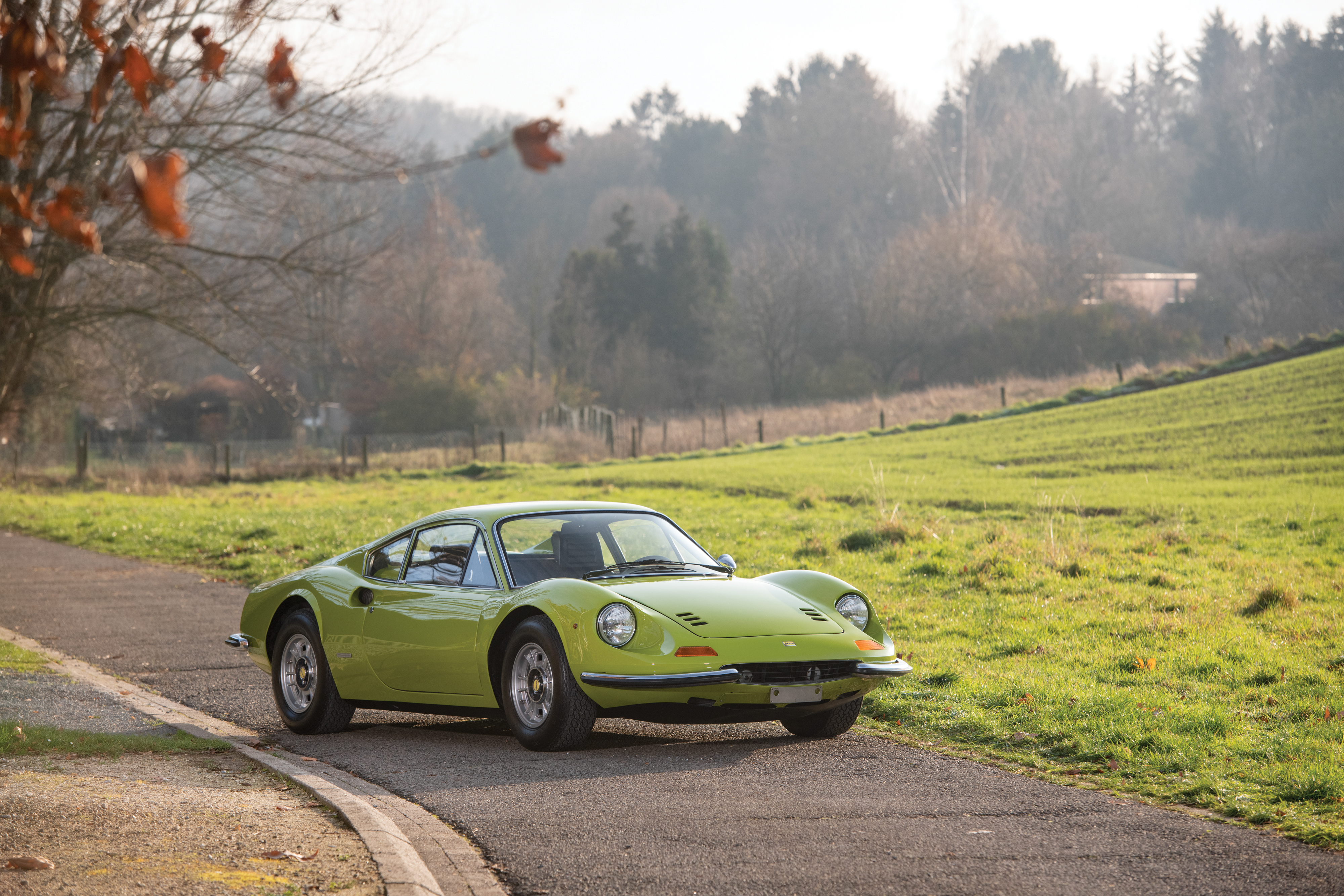 1970 Ferrari Dino 246 GT by Scaglietti (Credit - Dirk De Jager © 2018 Courtesy of RM Sotheby's) RM Sotheby's Paris