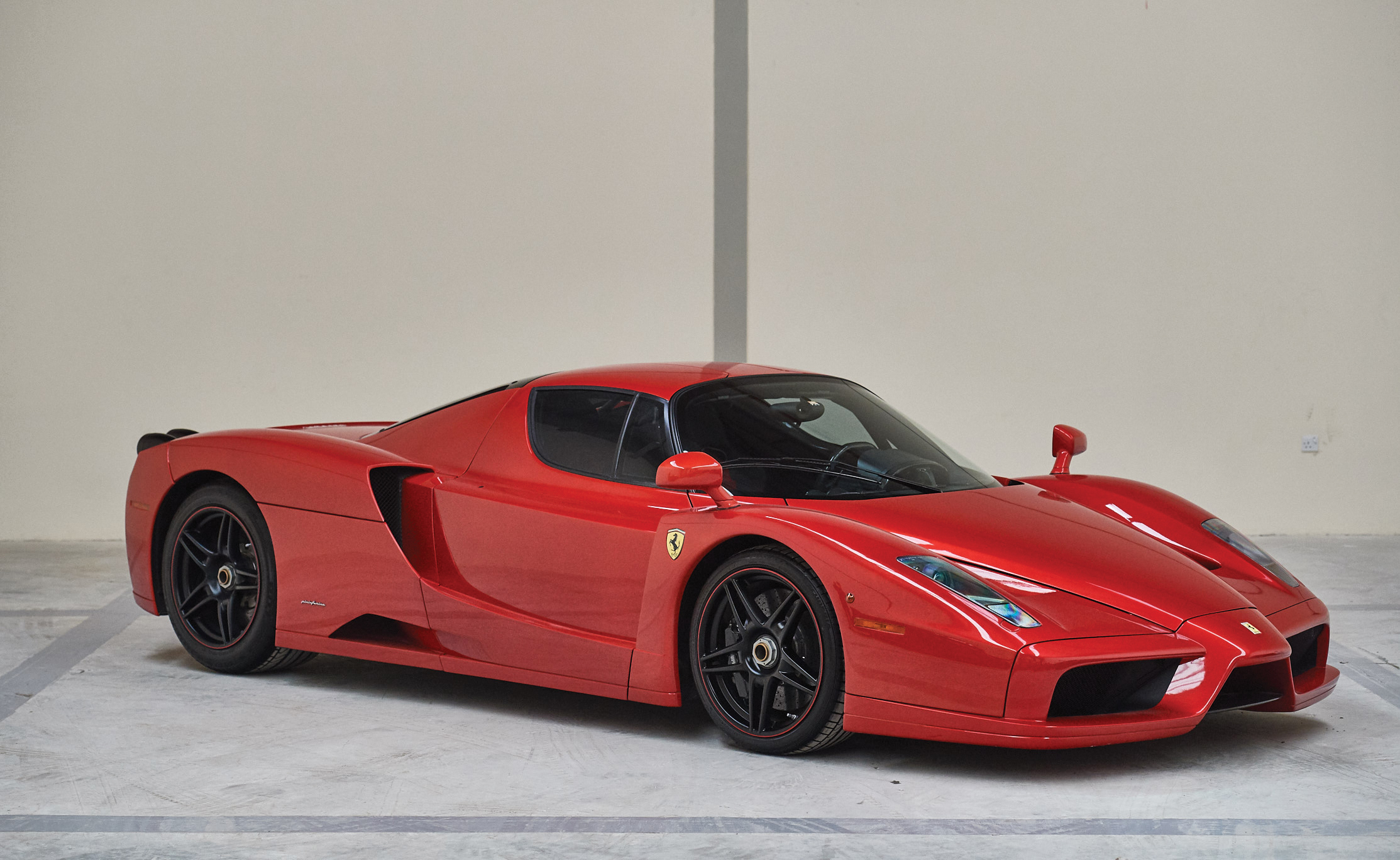 2003 Ferrari Enzo (Credit - © 2018 Courtesy of RM Sotheby's) RM Sotheby's Paris