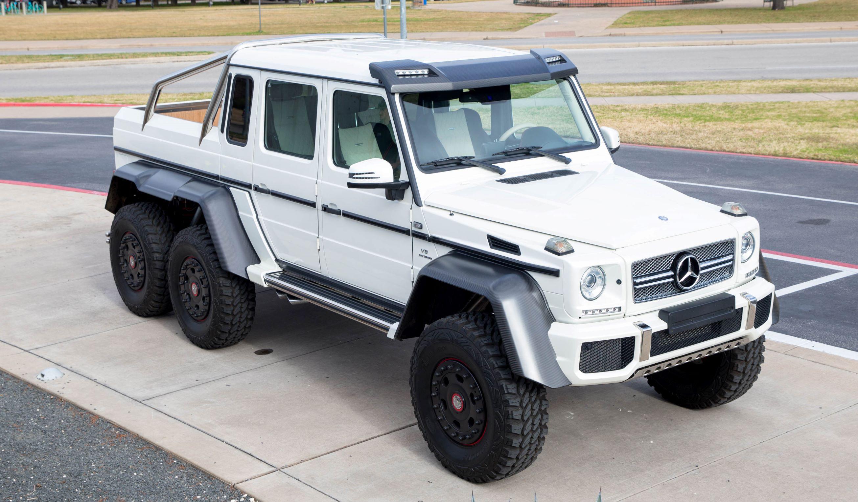 2014 Mercedes-Benz G63 6×6 - Barrett-Jackson Scottsdale