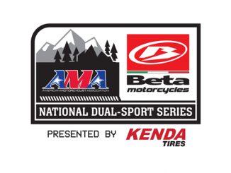 2019 Beta AMA Dual Sport Series logo