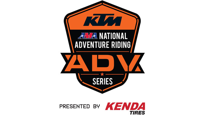 2019 KTM AMA Adventure Riding Series logo