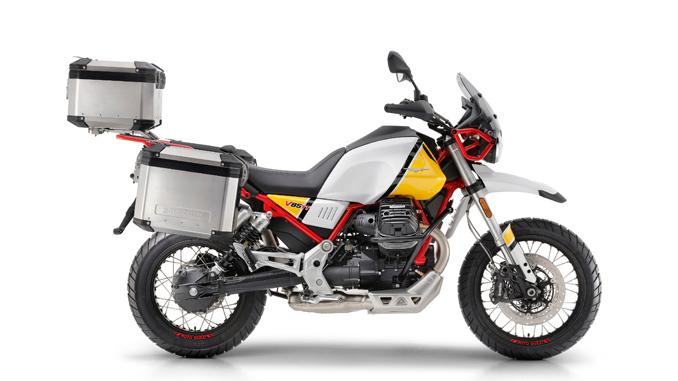 2019 Moto Guzzi V85 TT Adventure