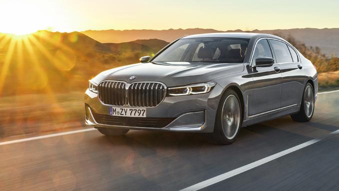 2020 BMW Series 7