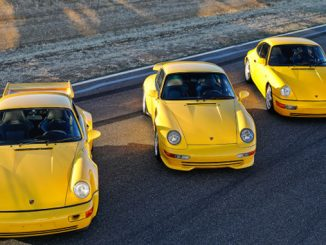 A Trio of Air-Cooled Porsche Carrera RS Models - Gooding & Company Amelia Island