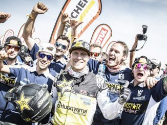 Andrew Short – Rockstar Energy Husqvarna Factory Racing - Dakar Rally - Stage 10