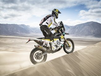 Andrew Short – Rockstar Energy Husqvarna Factory Racing - Dakar Rally - Stage 7