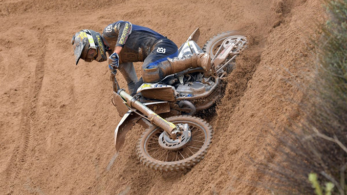 Arminas Jasikonis - Rockstar Energy Husqvarna Factory Racing - Internazionali d' Italia MX