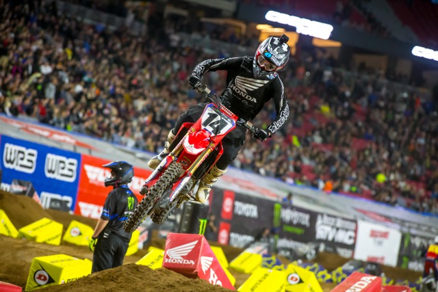 Cole Seely - Glendale Supercross