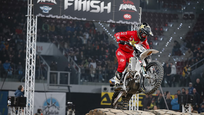 Colton Haaker - Rockstar Energy Husqvarna Factory Racing - SuperEnduro