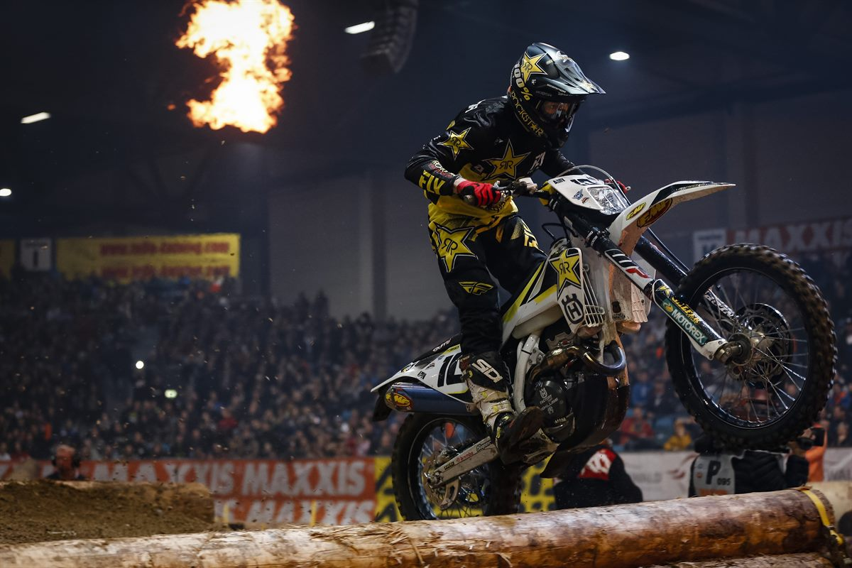 Colton Haaker - Rockstar Energy Husqvarna Factory Racing - SuperEnduro Germany