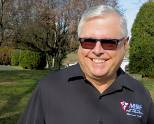 David Surgenor Retires from Motorcycle Safety Foundation