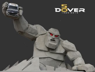 Dover Motorsports Monster Monument