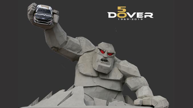 Dover Motorsports Monster Monument