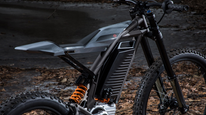 Harley-Davidson Electric Concept 1