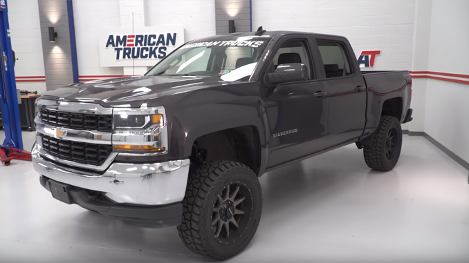 How Fast is a Tuned & Lifted Silverado- - AmericanTrucks