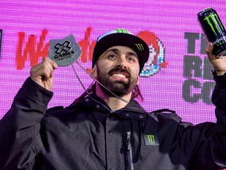 Monster Energy's Brett Turcotte Takes Silver in Snowmobile Freestyle at X Games Aspen 2019