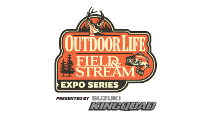 Outdoor Life-Field & Stream Expo Presented by Suzuki KingQuad