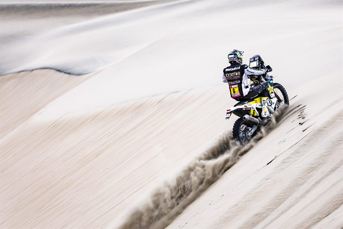 Pablo Quintanilla – Rockstar Energy Husqvarna Factory Racing - Dakar Rally - Stage 10
