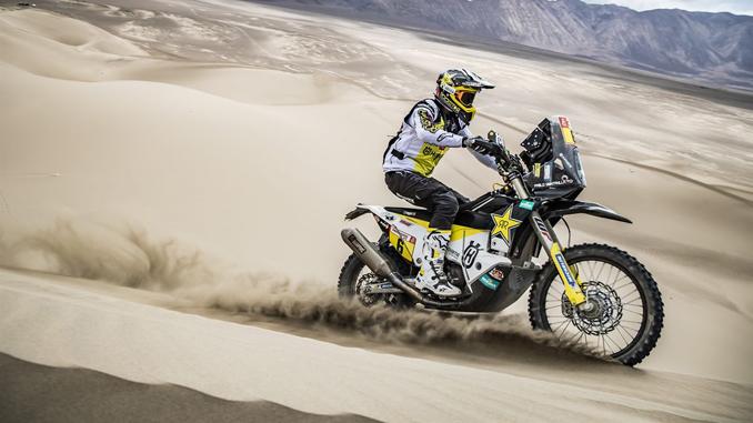 Pablo Quintanilla – Rockstar Energy Husqvarna Factory Racing - Dakar Rally - Stage 6