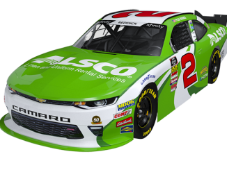 Richard Childress Racing - No. 2 Chevrolet Camaro driven by Tyler Reddick in the NASCAR Xfinity Series