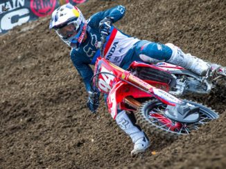 Team Honda HRC - Ken Roczen - Oakland Supercross